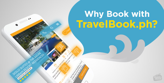 Here's Why You Should Choose TravelBook.PH ✈️