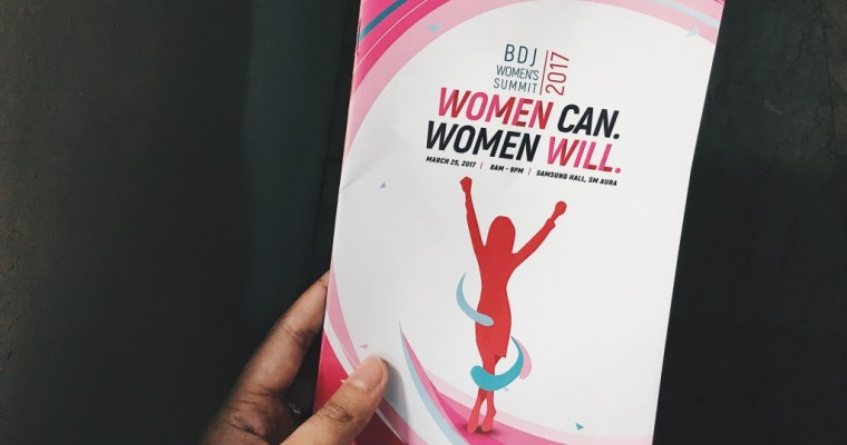 BDJ Women's Summit 2017: Women Can, Women Will