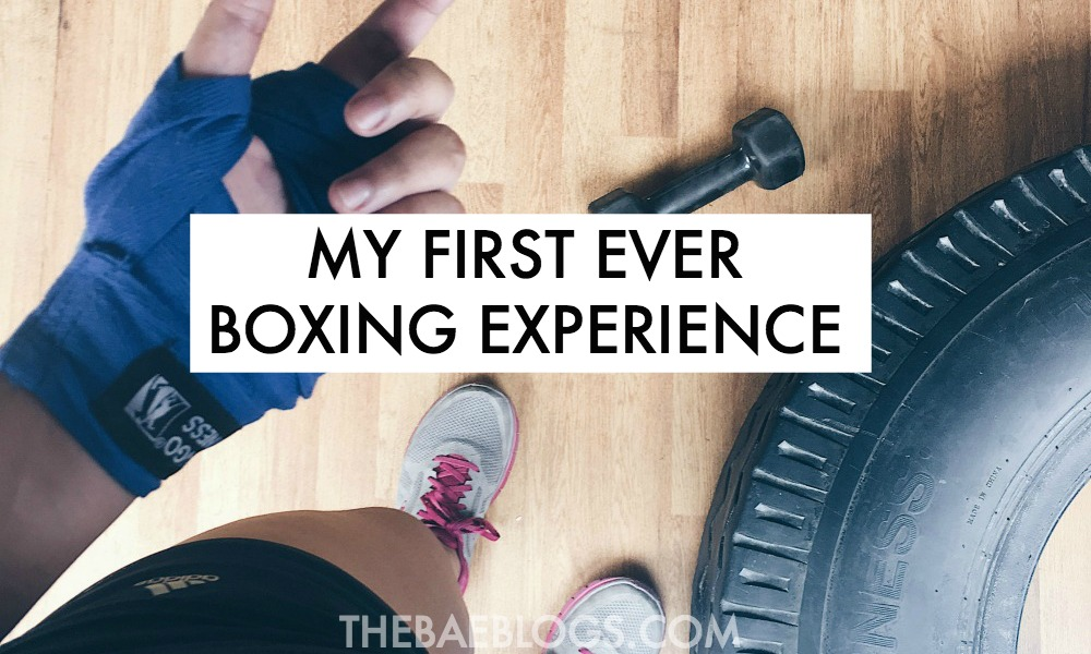 my-first-boxing-experience