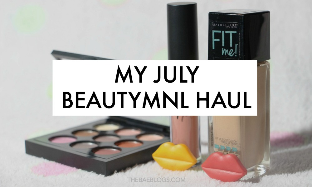 july-beautymnl-haul