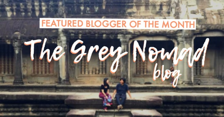 Featured Blogger of the Month: The Grey Nomad Blog