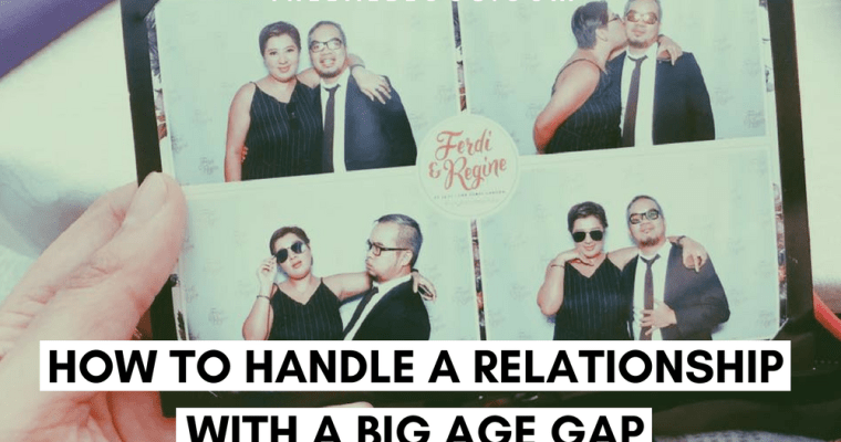 How To Handle A Relationship With A Big Age Gap