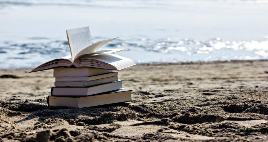 libri spiaggia