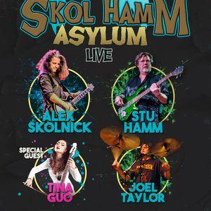 Skol Hamm Asylum Live