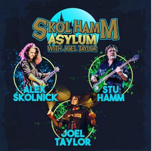 NAMM Tuesday Skol Hamm Asylum Live