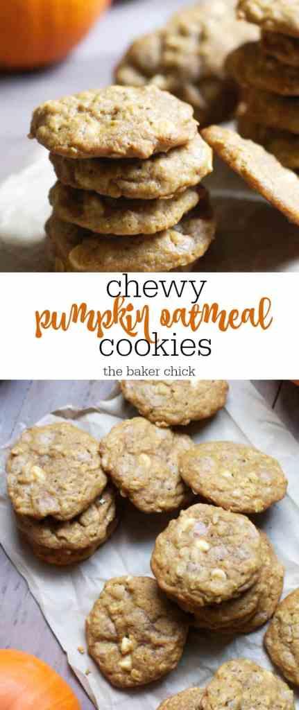 chewy-pumpkin-oatmeal-cookies