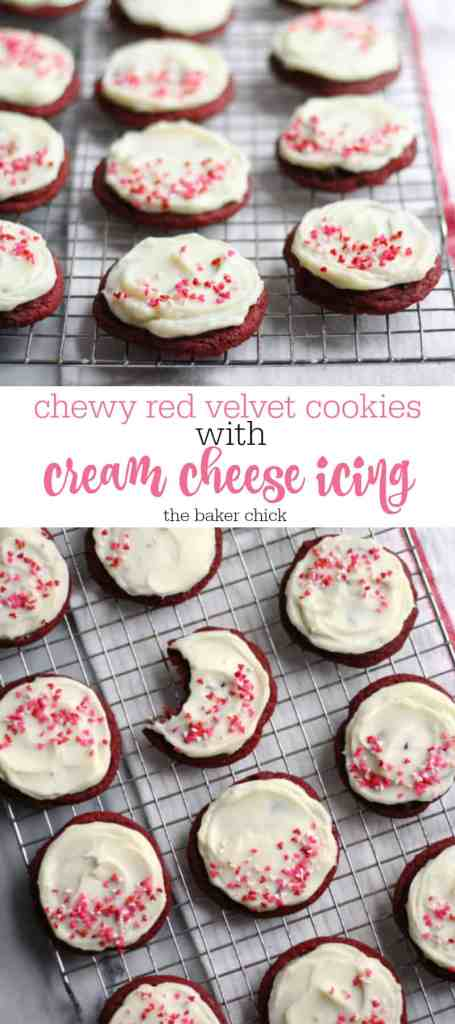 chewy-red-velvet-cookies-with-cream-cheese-icing