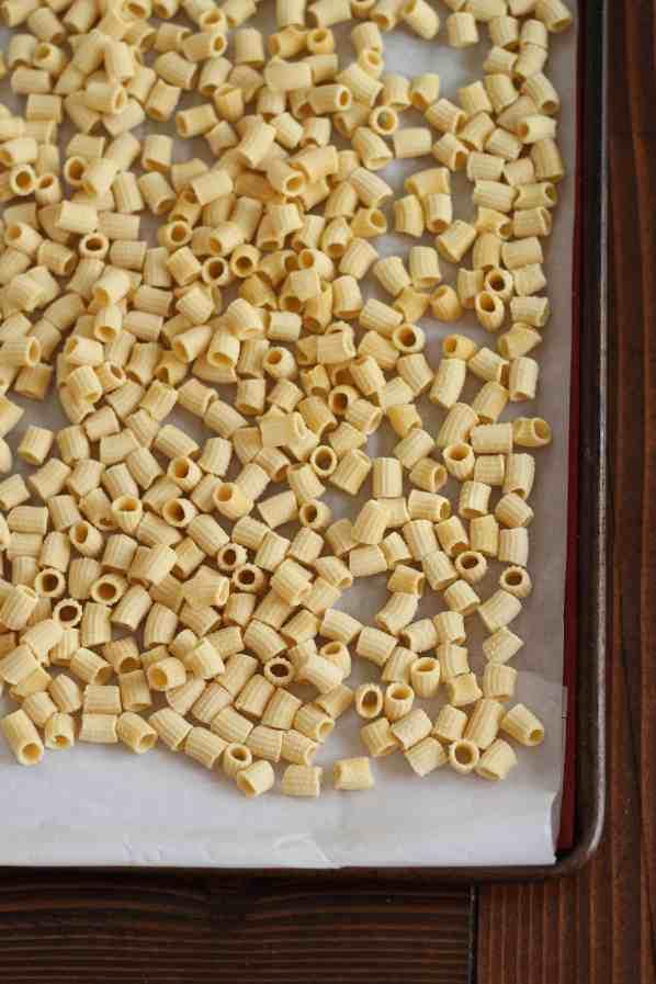 Fresh Macaroni