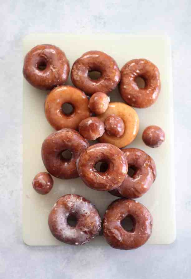 Yeasted Donuts