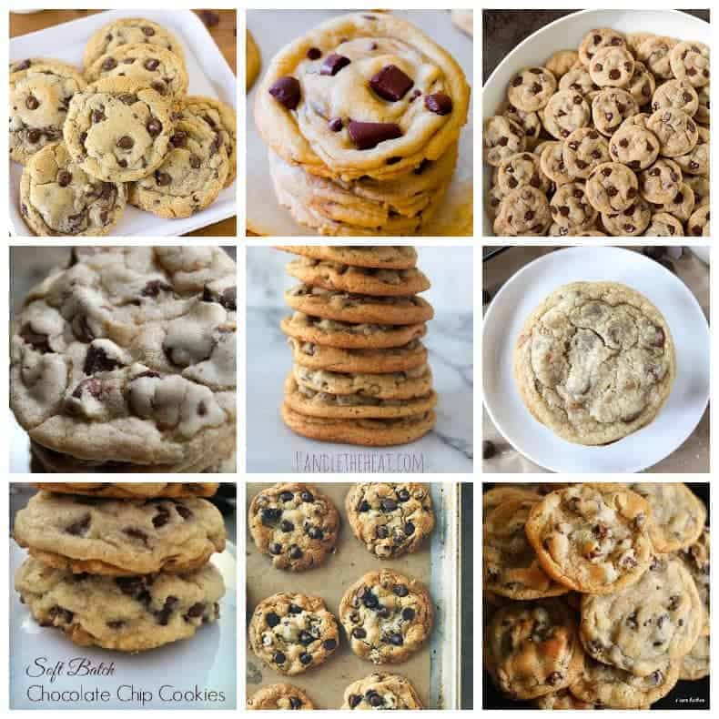 Top 10 Chocolate Chip Cookies!