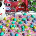 M&M® Easter Egg Chocolate Bark