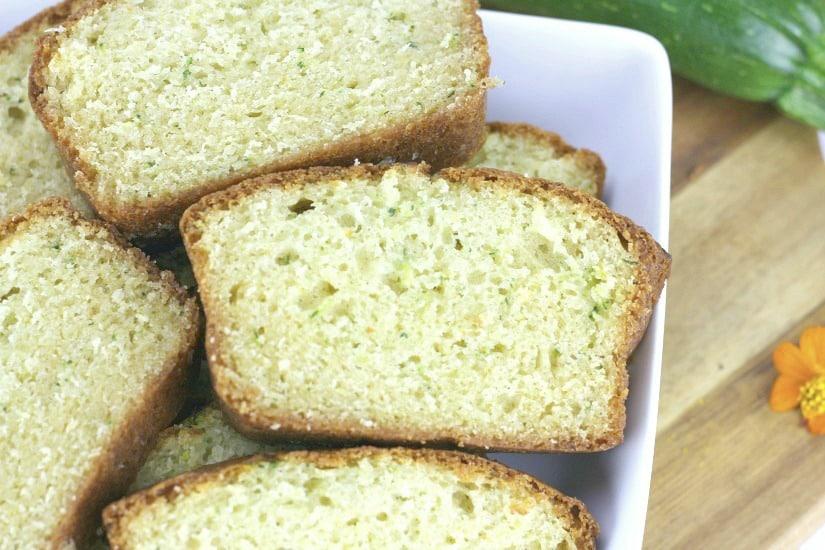 Lovely Lemon Zucchini Bread