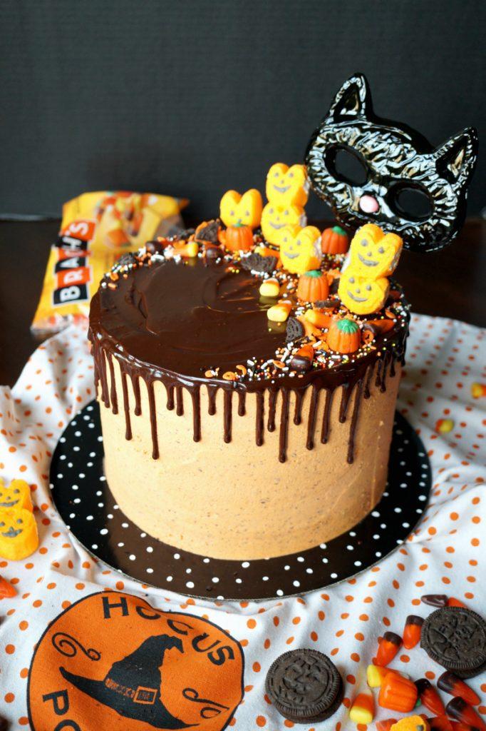 Halloween Cookies Amp Cream Cake The Baking Fairy