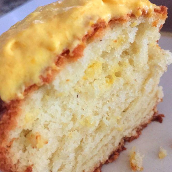 Cardamom Pound Cake -6
