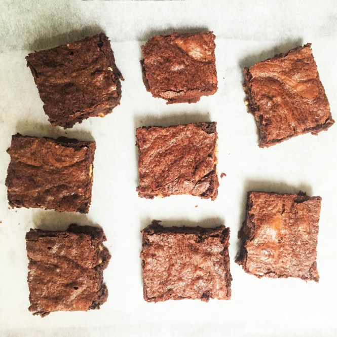 Spiced Brownies