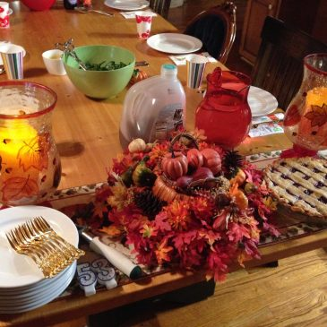 Tomorrow is Thanksgiving Day (Part 2)
