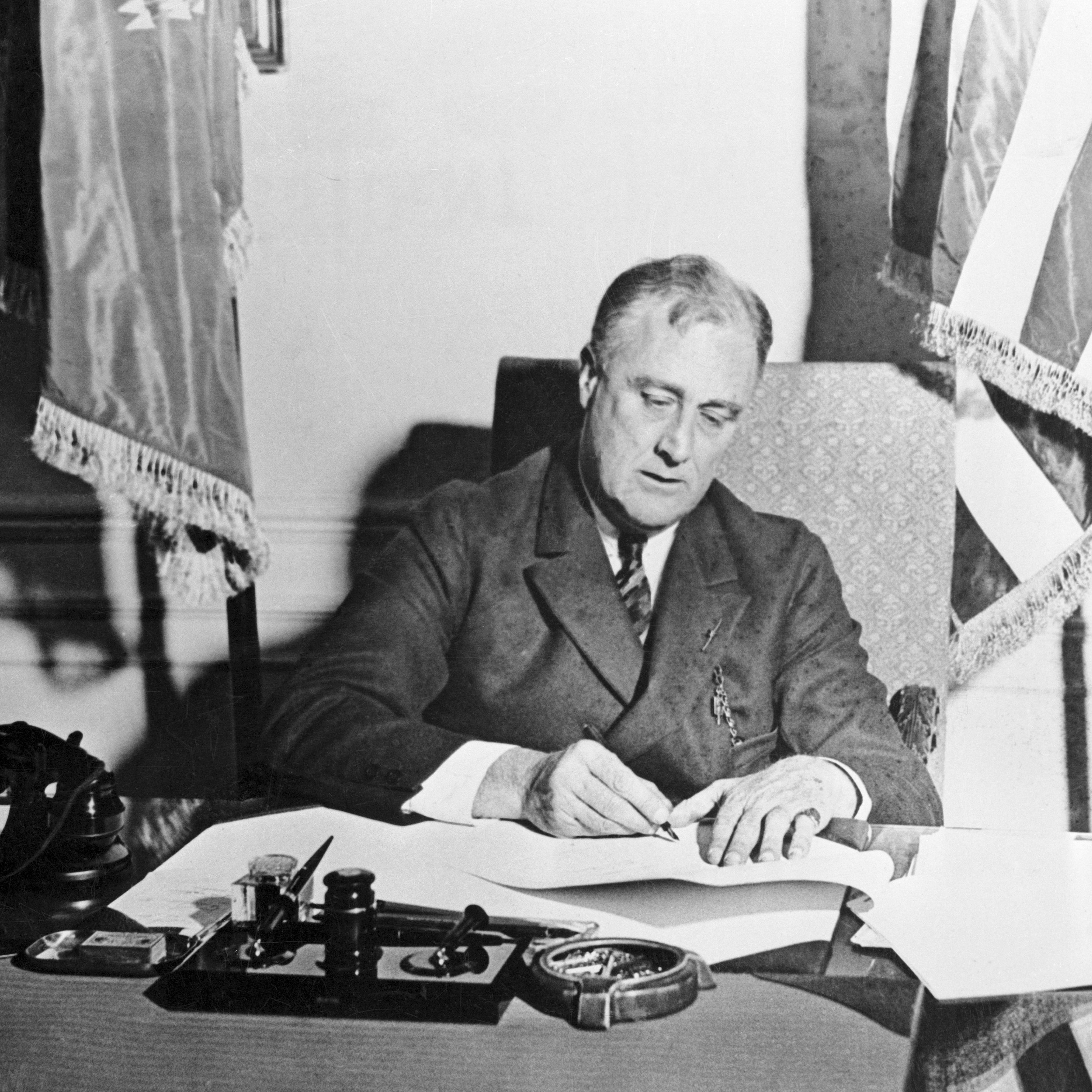 Roosevelt And The New Deal Worksheet