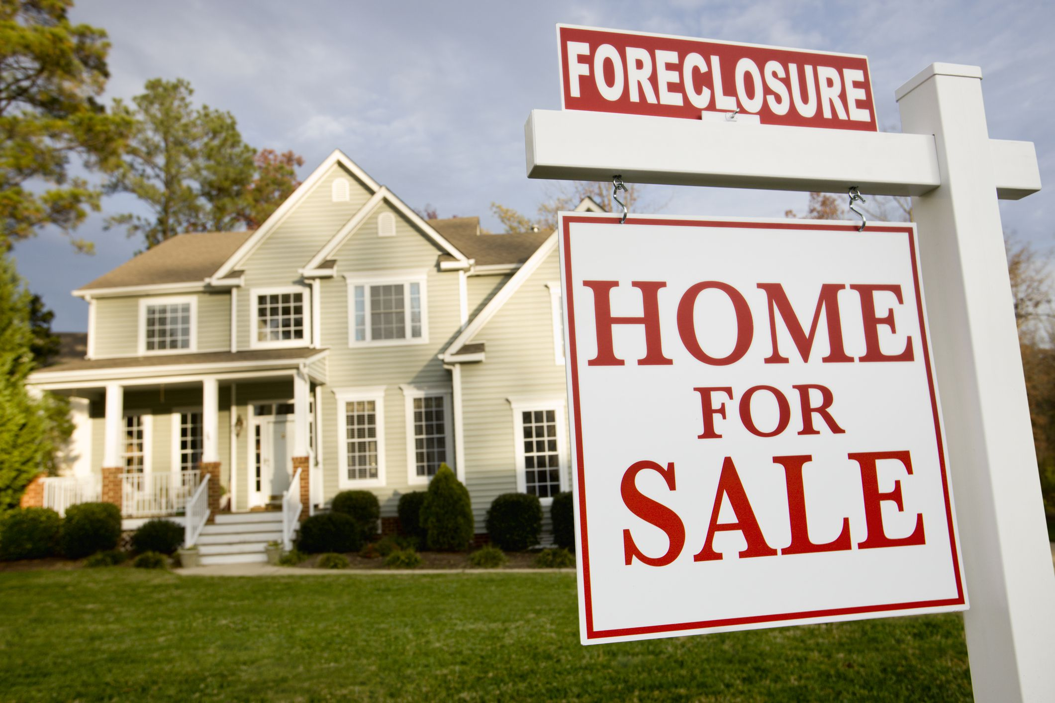 Bank Foreclosure Houses