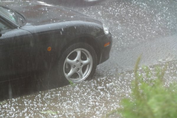 Is Hail Damage to My Car Covered by Insurance?