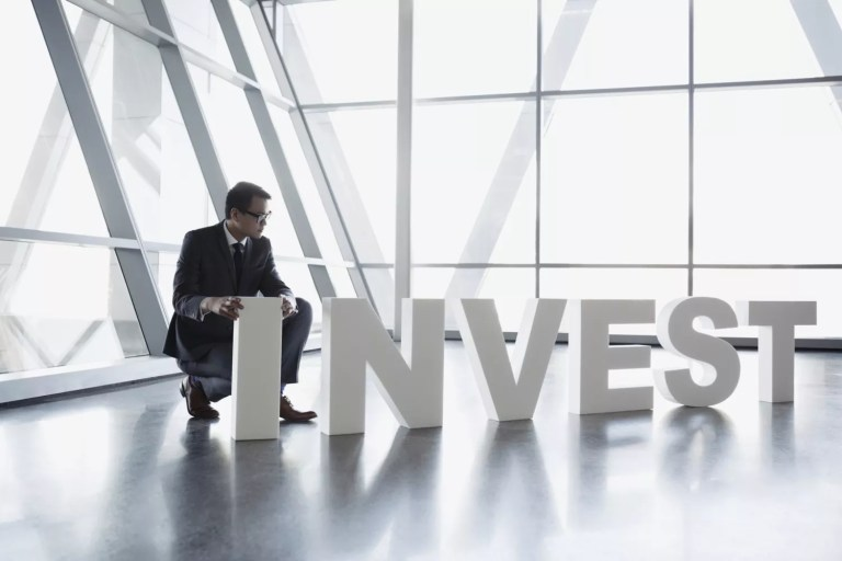 Investing can help you start building wealth.