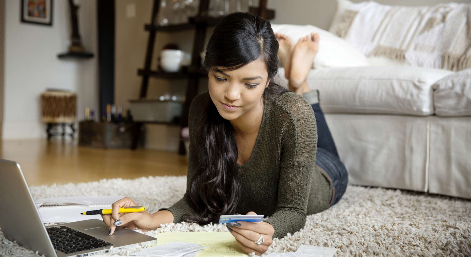 This method requires you to find a card that's suitable for someone with low credit. How To Get Your First Credit Card