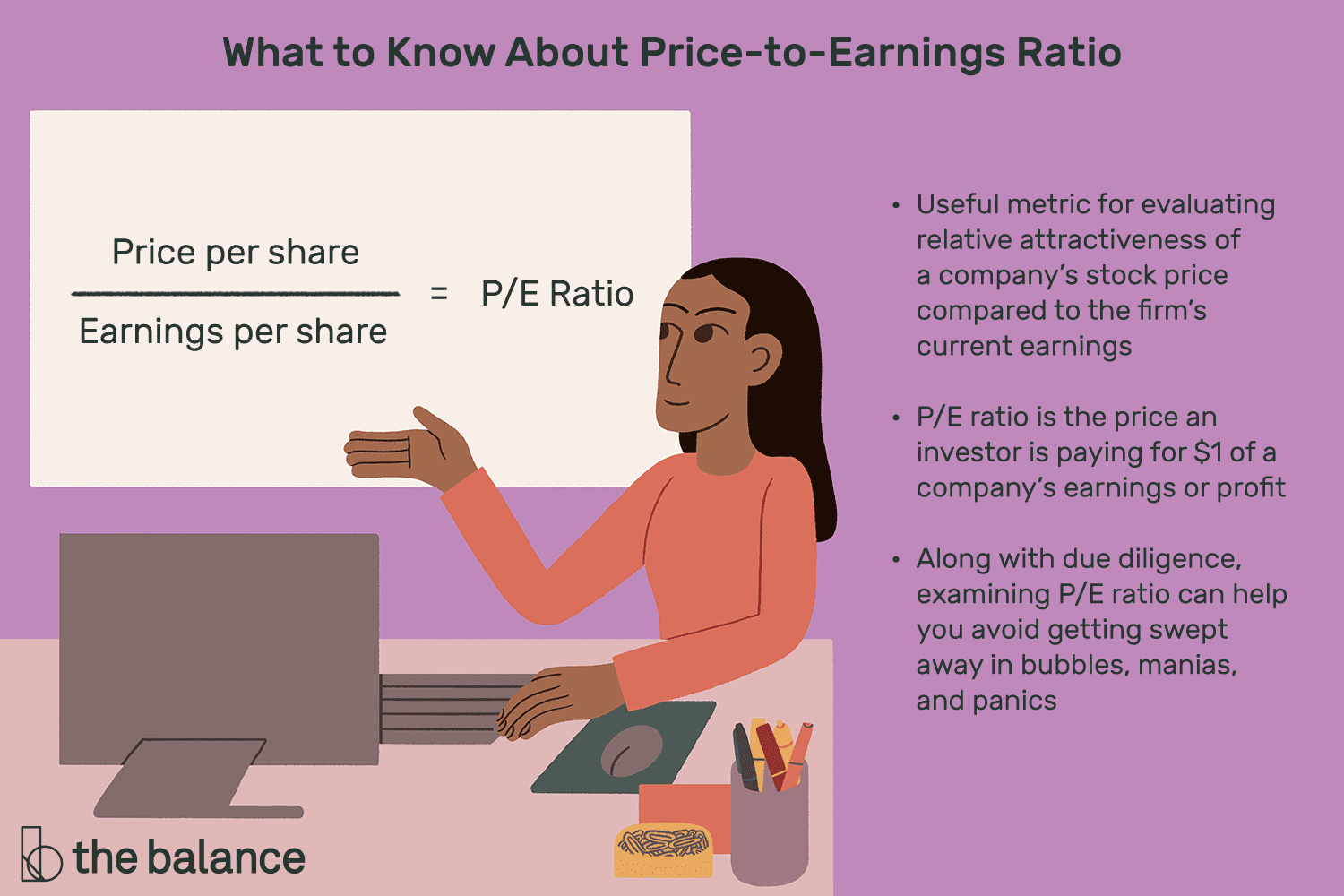 Using The P E Ratio To Value A Stock