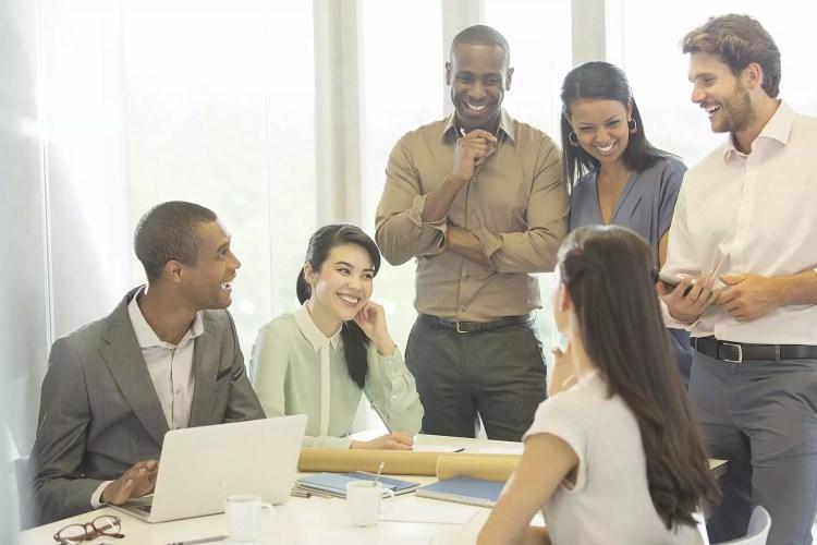 Team Building Is Most Successful Done Around Work Goals