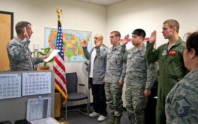 Image result for how to join us army without citizenship
