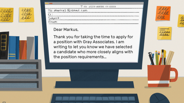 Rejection Letter Examples For After an Interview