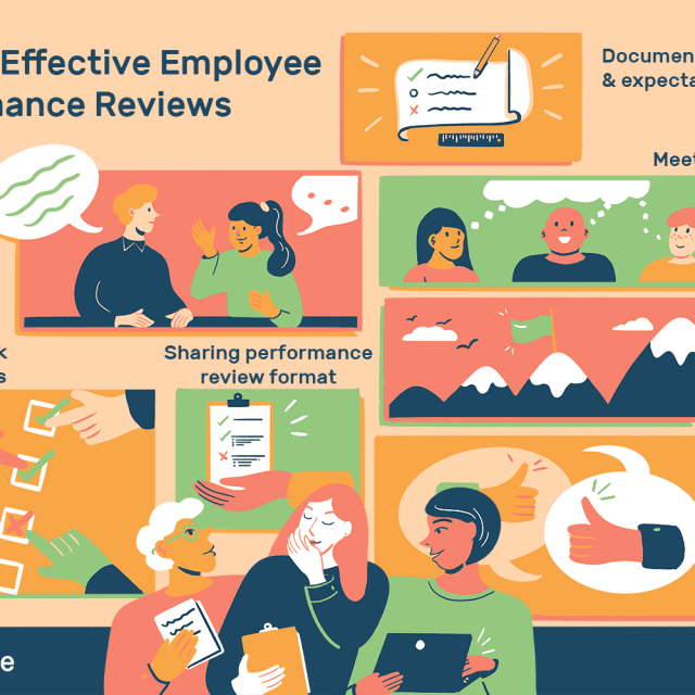 30 Tips for Effective Employee Performance Reviews