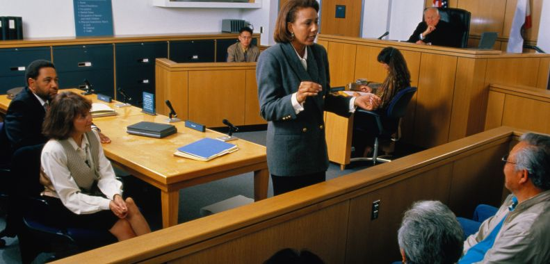Job Choices In The Legal Field