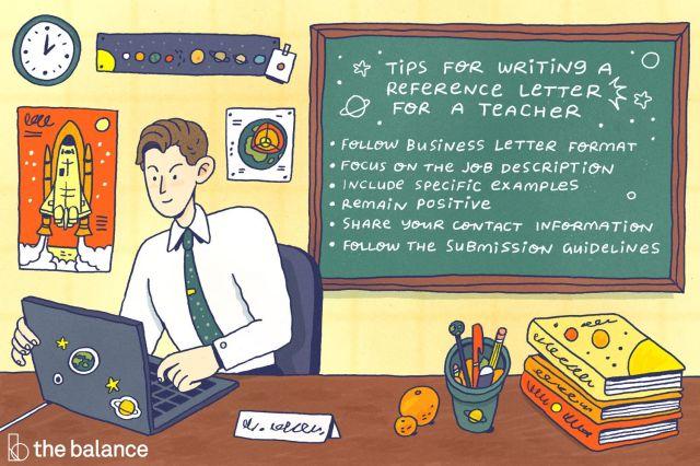 Sample Recommendation Letter for a Teacher