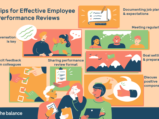 15 Tips for Effective Employee Performance Reviews