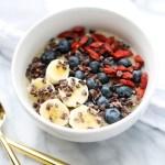 Superfood Quinoa Breakfast Bowls