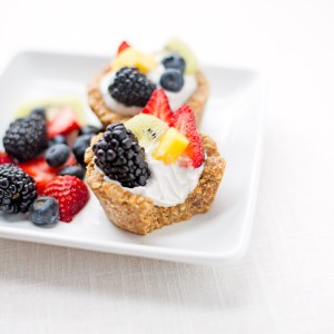 No-Bake Fruit Tarts + 5 Recipes for the Perfect Brunch