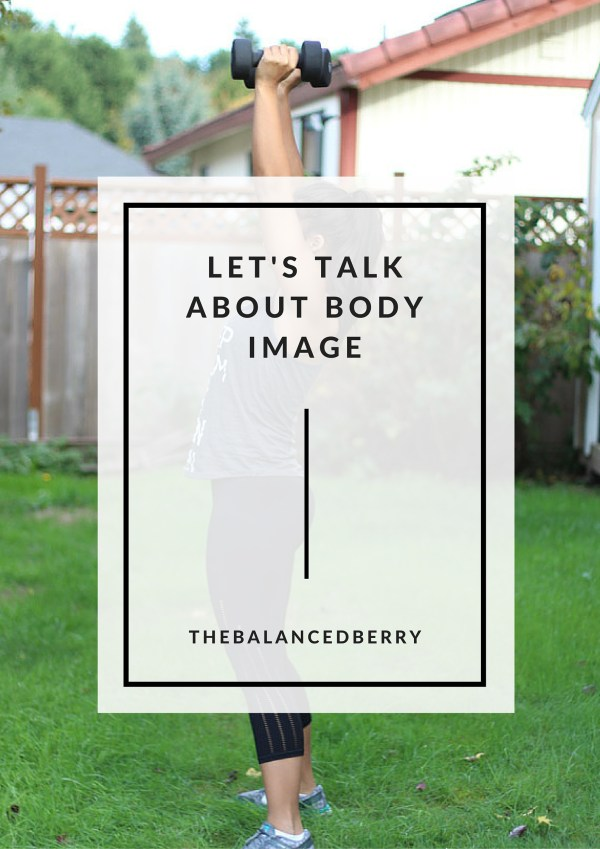Having a positive body image isn't always easy. Here are some tips for dealing with negative body image, and understanding where it is coming from.