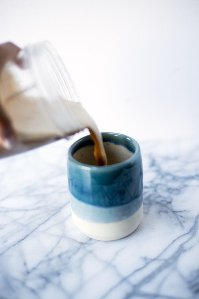 This simple variation of bulletproof coffee is the perfect way to start your day on the right foot.