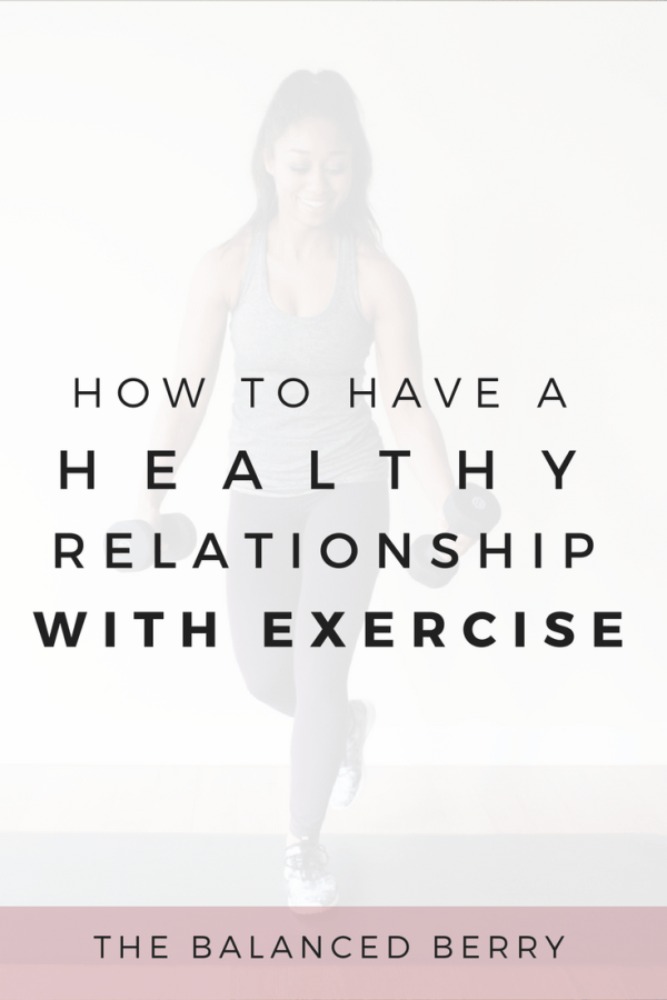 How to have a healthy relationship with exercise. Practical tips for releasing exercise guilt and embracing positive motivation.