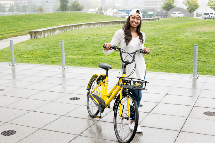 Ofo, the worlds first and largest station-free bike sharing platform has just launched in the U.S. and has bikes available in Seattle!