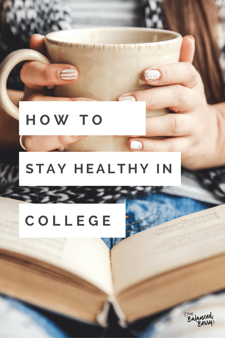 Having a hard time finding nutritious options on campus? Here are five tips for staying healthy in college!