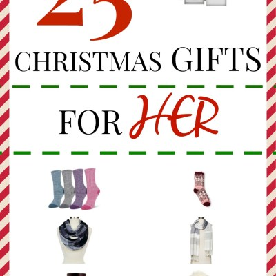 Christmas Gifts For Her: The Ultimate List
