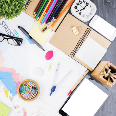 The One Thing You Need To Tackle Paper Clutter