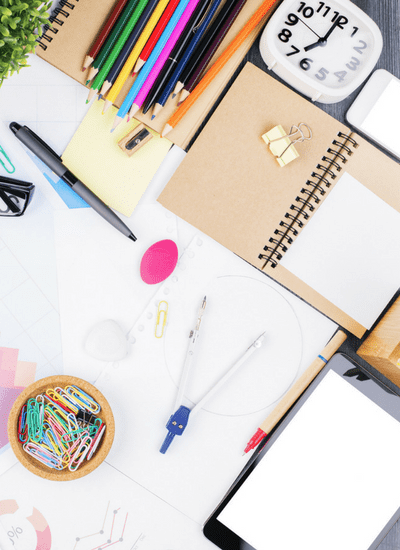 tackle paper clutter