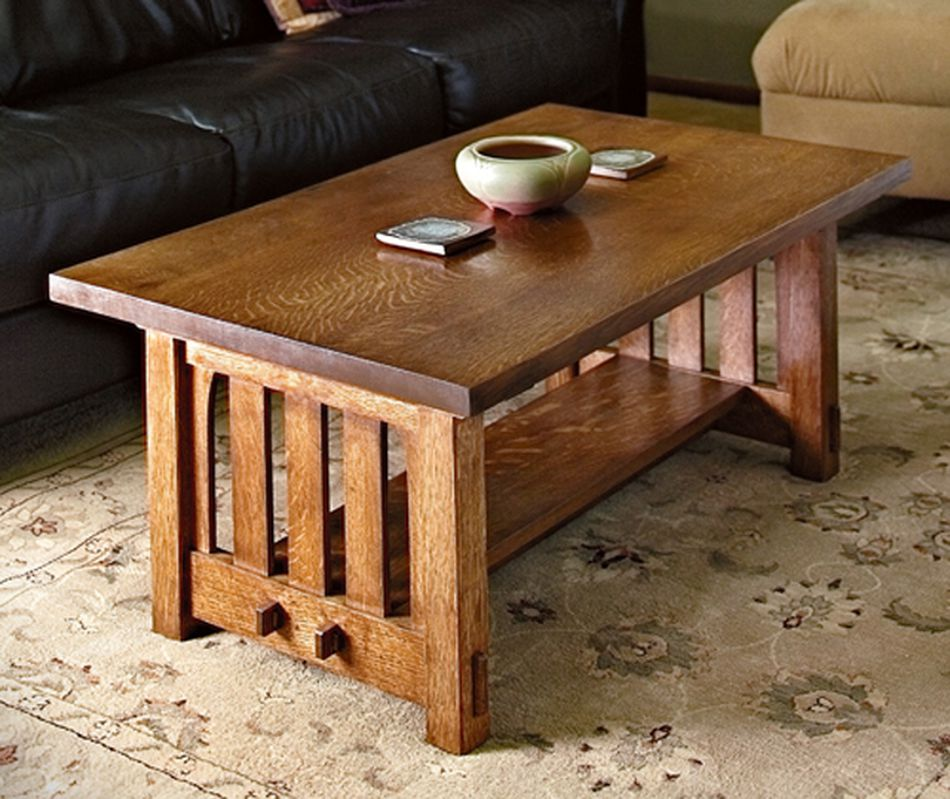 21 Free DIY Coffee Table Plans You Can Build Today on Coffee Table Plans  id=72166