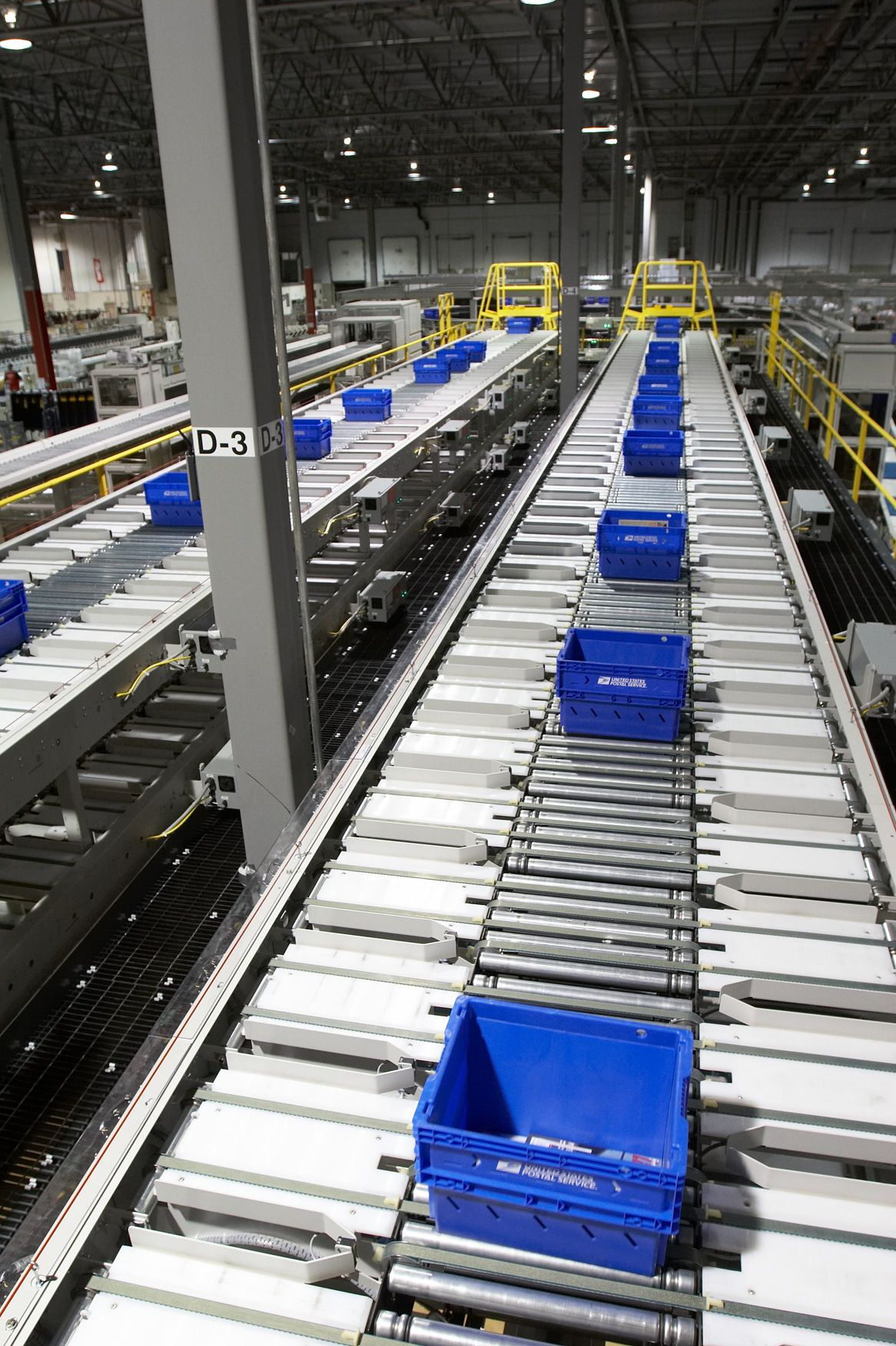 Theft Of U S Postal Pallets Poses Threat To Recyclers
