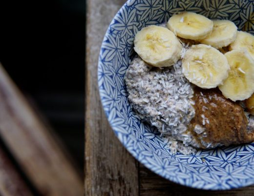 Cinnamon and Almond Chia pudding