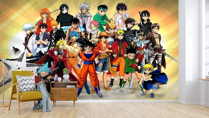 Do you love Anime characters and figures?
