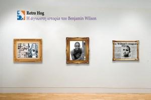 Retro Hog - Ben Wilson