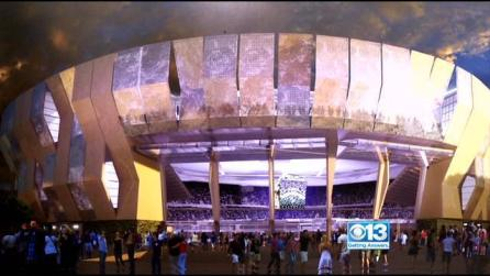 Kings new Arena