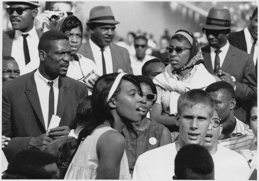 Bill Russell on Great March on Washington